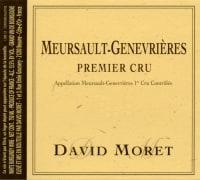 Meursault 1er Cru Genevrieres