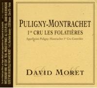 Puligny Montrachet 1er Cru Les Folatieres 2013
