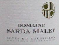 Cotes du Roussillon Blanc Le Sarda 2011