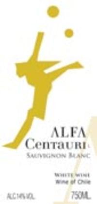 Alfa Centauri Sauvignon Blanc 2011