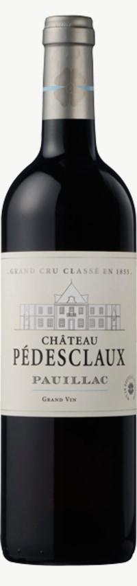 Chateau Pedesclaux 5eme Cru