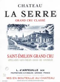 Chateau La Serre Grand Cru Classe