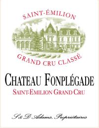 Chateau Fonplegade Grand Cru Classe 2015