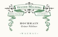 Grüner Veltliner Hochrain 2012