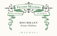 Grüner Veltliner Hochrain