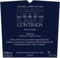 Contrada Single Vineyard