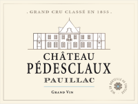 Chateau Pedesclaux 5eme Cru 2012