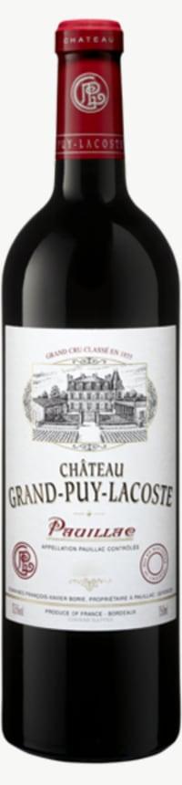 Chateau Grand Puy Lacoste 5eme Cru