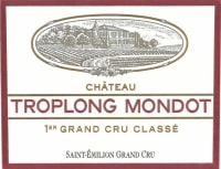 Chateau Troplong Mondot 1er Grand Cru Classe B 2012