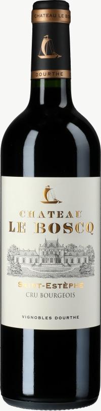 Chateau Le Boscq Cru Bourgeois
