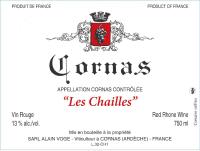 Cornas Les Chailles 2009