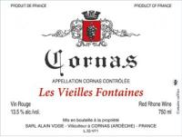 Cornas Vieilles Fontaines 2012