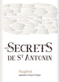 Faugeres Secrets de Saint Antonin Rose