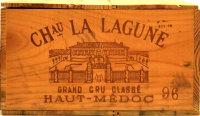 Chateau La Lagune 3eme Cru 1996