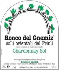Chardonnay Sol 2009