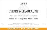 Chorey les Beaune Piece du Chapitre Monopole 2013