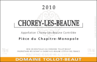 Chorey les Beaune Piece du Chapitre Monopole