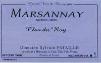 Marsannay Clos du Roy 2011