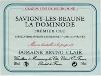 Savigny les Beaune 1er Cru La Dominode 2010