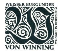 Weisser Burgunder I
