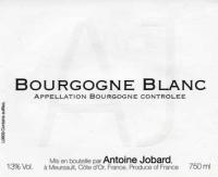 Bourgogne Blanc 2013