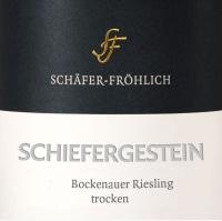 Riesling trocken Schiefergestein 2014