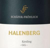 Riesling Großes Gewächs Halenberg 2012