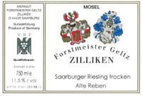 Saarburger Riesling Alte Reben trocken