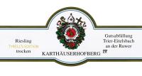 Eitelsbacher Karthäuserhofberg Riesling Tyrell