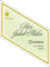 Riesling Oestrich Doosberg Großes Gewächs