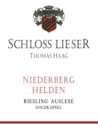 Niederberg Helden Riesling Auslese Goldkapsel (fruchtsüß) 2014