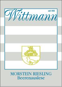 Riesling Westhofen Morstein Beerenauslese (fruchtsüß)