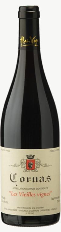 Cornas Vieilles Vignes 2011