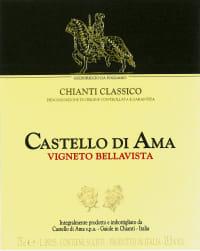 Chianti Classico Gran Selezione Vigneto Bellavista 2011