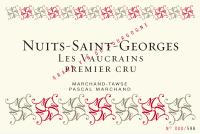 Nuits St. Georges Les Vaucrains 1er Cru 2012