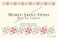 Morey Saint Denis Village Lieu Dit Rue de Vergy 2012