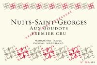 Nuits St. Georges Les Boudots 1er Cru 2011