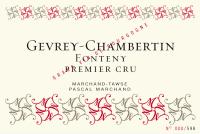 Gevrey Chambertin Fonteny 1er Cru 2012