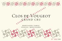 Clos de Vougeot Grand Cru 2012