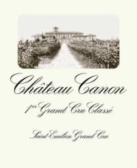 Chateau Canon 1er Gr.Cr.Cl.B 2012