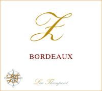 Le Z de Luc Thienpont (AC Bordeaux) 2012