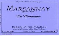Marsannay La Montagne 2012