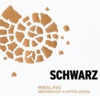 Schwarz Meissener Kapitelberg Riesling trocken
