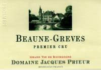 Beaune 1er Cru Greves 2012