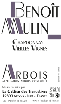 Chardonnay Vieille Vignes Arbois