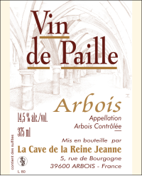 Vin de Paille (fruchtsüß)