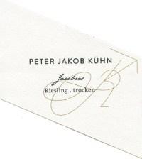 Riesling Jacobus trocken