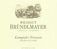 Grüner Veltliner Kamptal Terrassen 2014