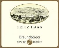 Brauneberger Riesling J  trocken 2017
