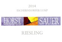 Riesling Kabinett Escherndorfer Lump trocken 2013